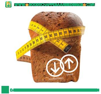 Shape koolhydraatarm brood aanbieding