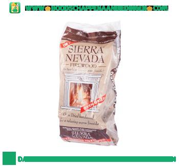 Sierra Nevada Haardhout aanbieding