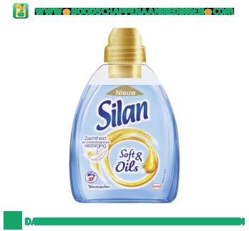 Silan Wasverzachter blue soft & oils aanbieding