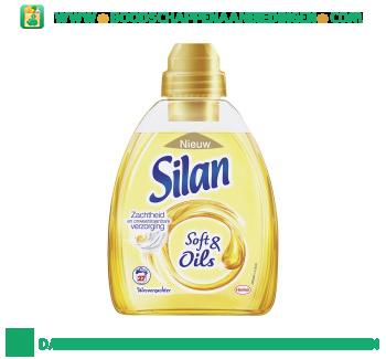 Silan Wasverzachter gold soft & oils aanbieding