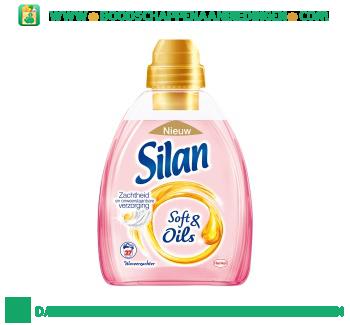 Silan Wasverzachter soft & oils pink aanbieding