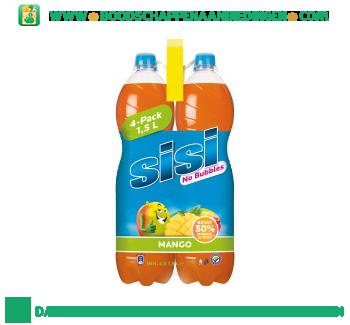 Sisi Mango no bubbles 4-pak aanbieding