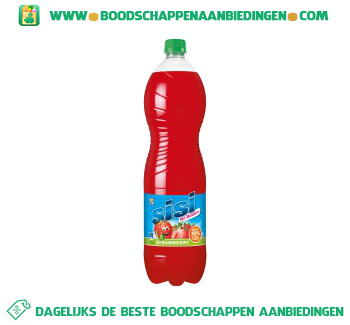 No bubbles strawberry aanbieding