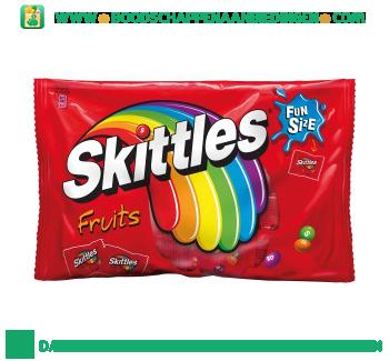 Skittles Fruit uitdeelzak aanbieding
