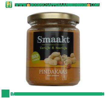Smaakt Pindakaas fijn aanbieding