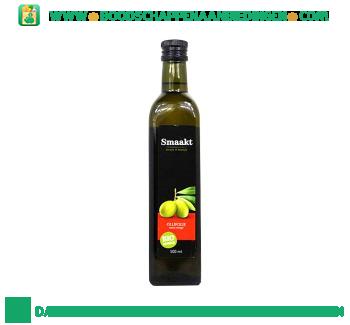 Smaakt olijfolie e.v. aanbieding