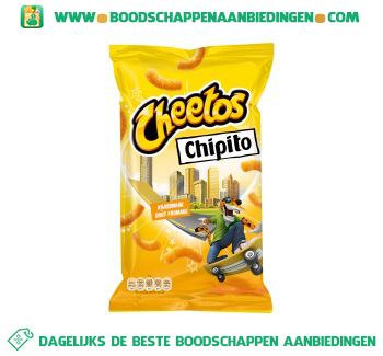 Smiths Cheetos chipito aanbieding