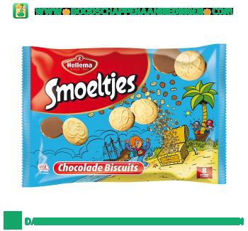 Smoeltjes Chocolade biscuits aanbieding