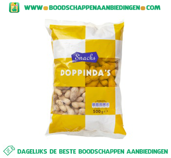 Snacks Doppinda's aanbieding