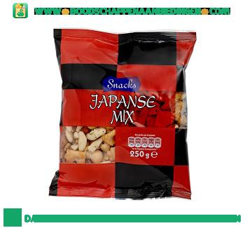 Snacks Japanse mix aanbieding