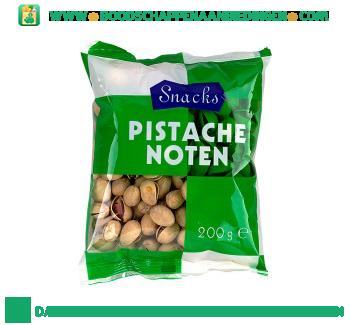 Snacks Pistachenoten aanbieding