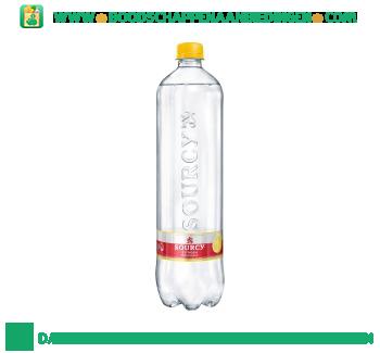 Sourcy Water met citroen aanbieding