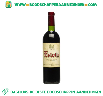 Spanje Estola reserva aanbieding