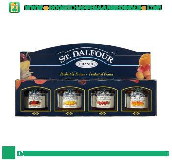 St. Dalfour Mini 4-pak aanbieding