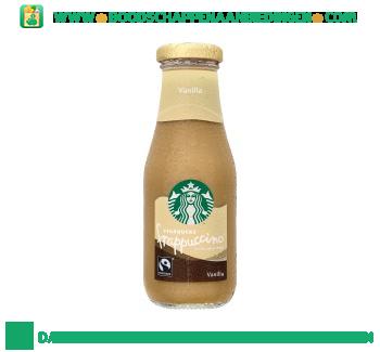 Starbucks Frappuccino vanille aanbieding
