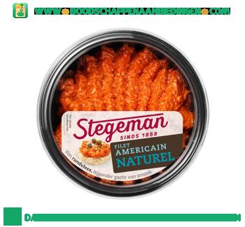 Stegeman Filet americain naturel aanbieding
