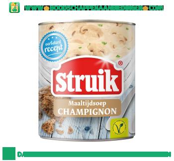 Struik Maaltijdsoep champignon aanbieding