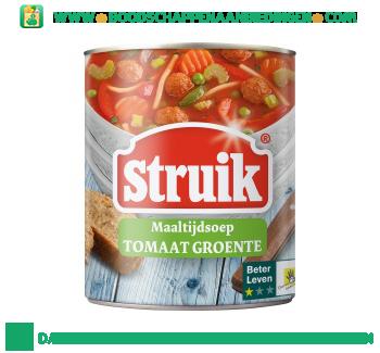Struik Maaltijdsoep tomaat groente aanbieding