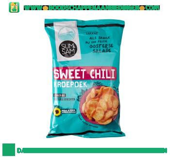 Sum & Sam Kroepoek sweet chili aanbieding