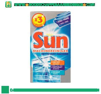 Sun Machinereiniger vaatwas aanbieding