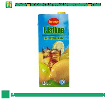 Surango Ice tea citroen aanbieding