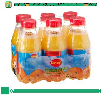 Surango Sinaasappelsap 6-pak aanbieding