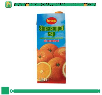 Surango Sinaasappelsap aanbieding