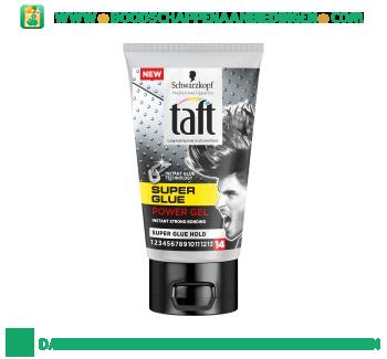 Taft Super glue aanbieding