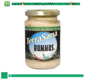 Hummus salade aanbieding