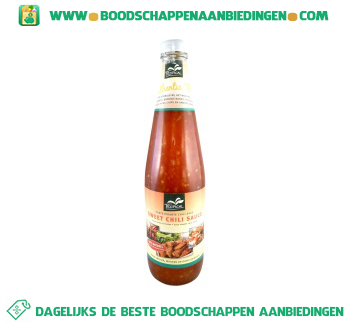 Thai Sweet chili sauce aanbieding