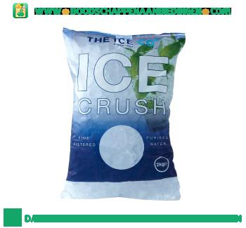 The Ice Co Scherfijs aanbieding