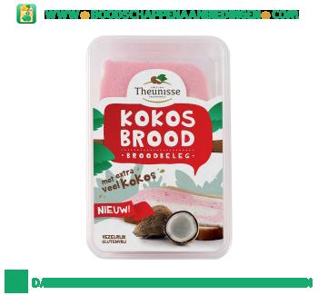 Kokosbrood aanbieding