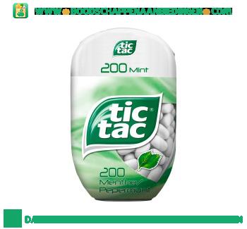 Tic Tac Mint 200 stuks aanbieding