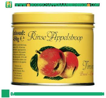 Timson Rinse appelstroop aanbieding