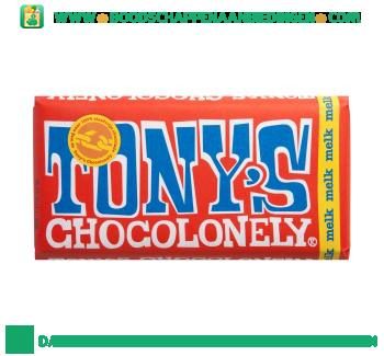 Chocolonely chocoladereep melk aanbieding