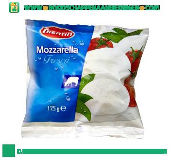 Mozzarella aanbieding
