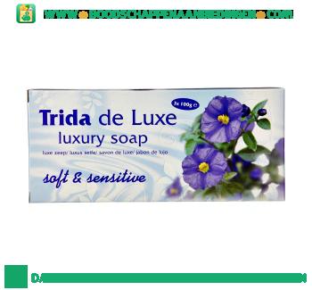 Trida Luxe zeep aanbieding