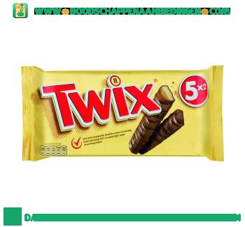 Twix 5-pak aanbieding