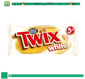 Twix White 5-pak aanbieding
