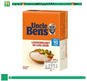 Uncle Ben`s Langkorrelrijst aanbieding