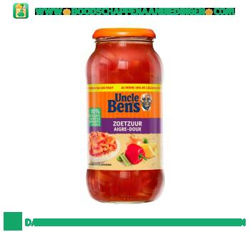 Uncle Ben`s Zoetzure saus aanbieding