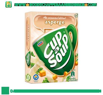 Unox Cup-A-Soup Aspergesoep aanbieding