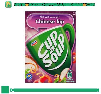 Unox Cup-A-Soup Chinese Kippensoep aanbieding