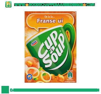 Unox Cup-A-Soup Franse Uiensoep aanbieding