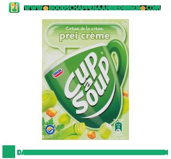 Unox Cup-A-Soup Preisoep Crème aanbieding