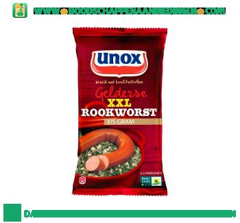 Unox Gelderse Rookworst XXL aanbieding
