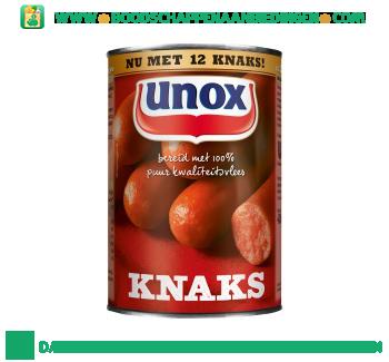 Unox Knaks aanbieding