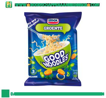 Unox Noodles good noodles groenten aanbieding