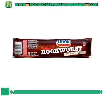 Unox Pittige Rookworst aanbieding