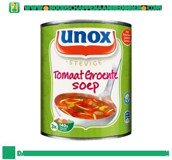 Soep in blik tomaten groentesoep aanbieding